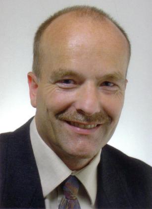 Dr. Markus Pulm, Pressesprecher der Feuerwehr Karlsruhe