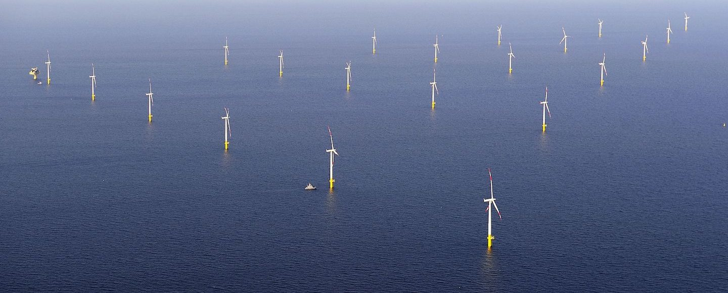 EnBW Windpark Baltic 1