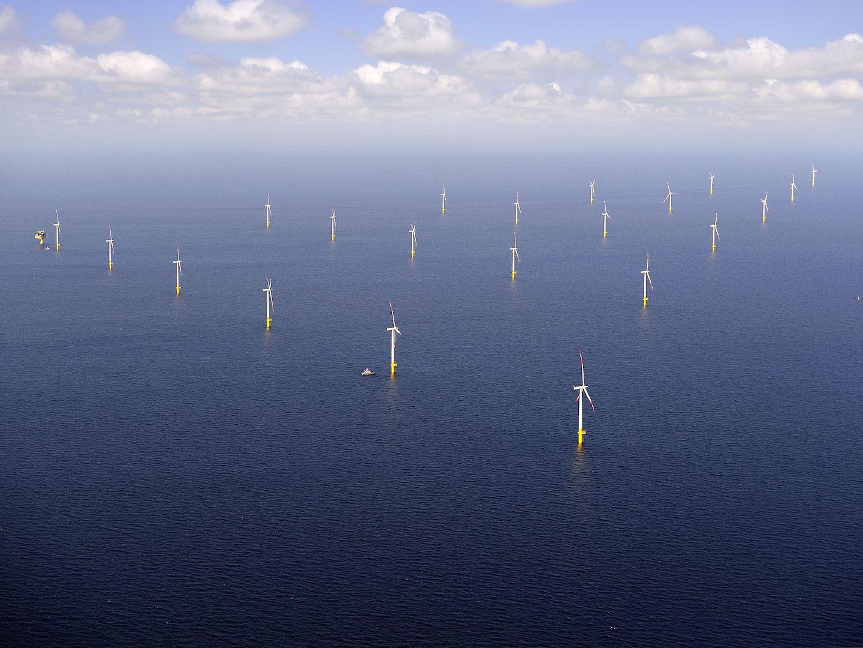 EnBW Windpark Baltic 1