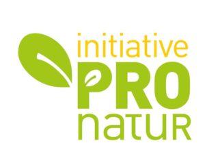 Logo der Initiative ProNatur. Setzt sich für Umweltschutz und Biodiversität ein.