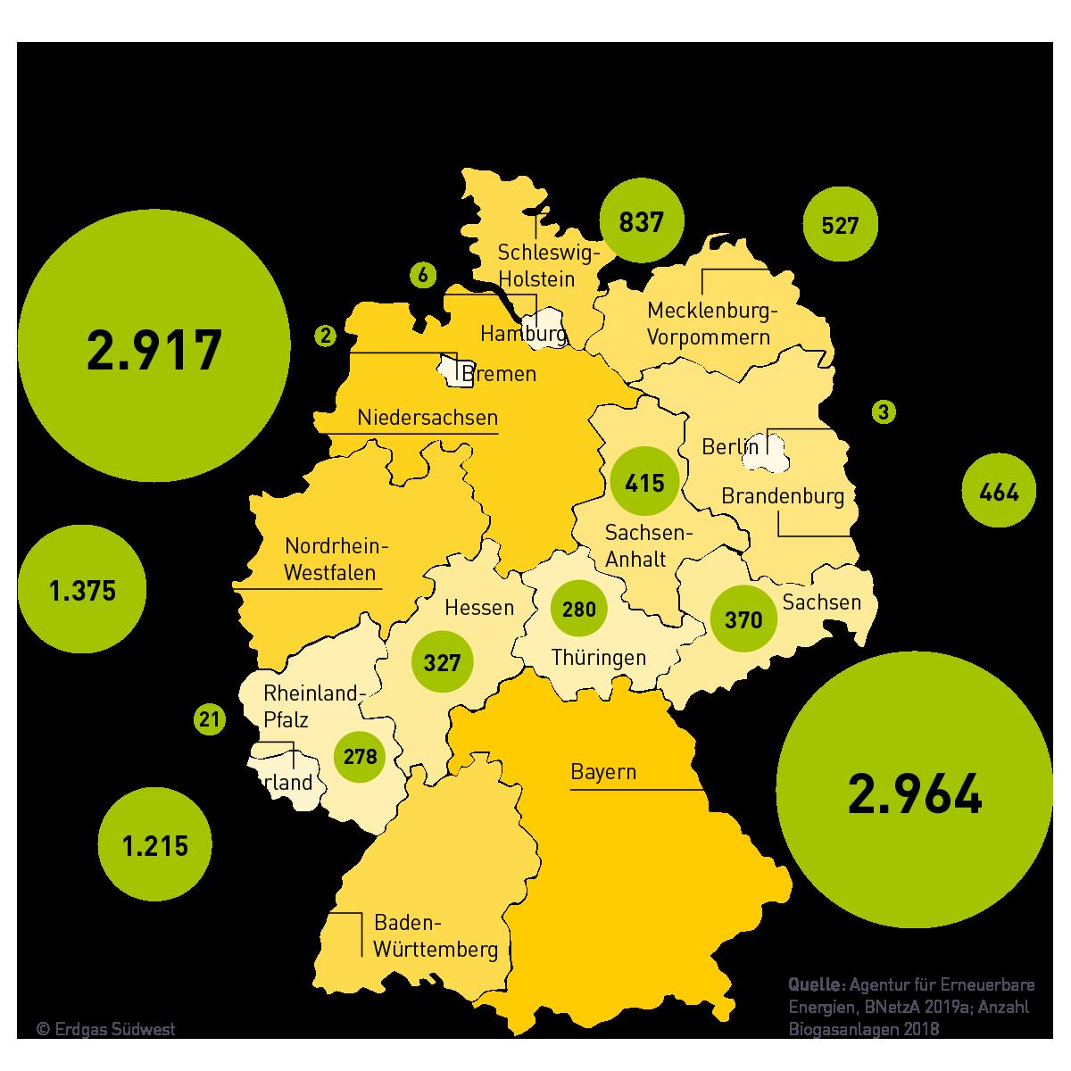 biogasanlagen in deutschland karte natürlichZukunft   Biogas, Biomethan, Bioerdgas und Grüne Gase
