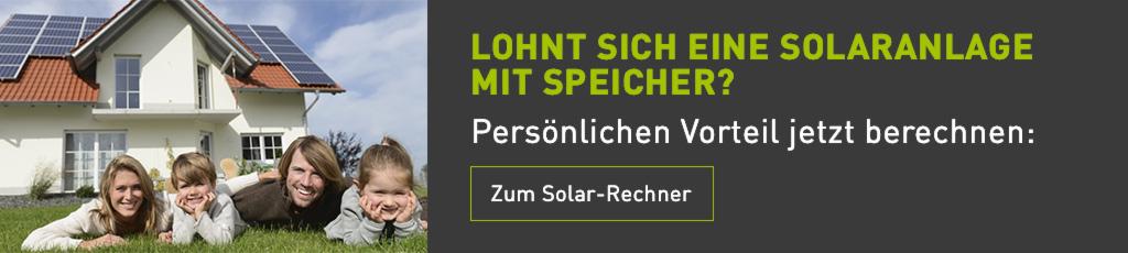 PV & Speicher: Link zum Solar-Rechner