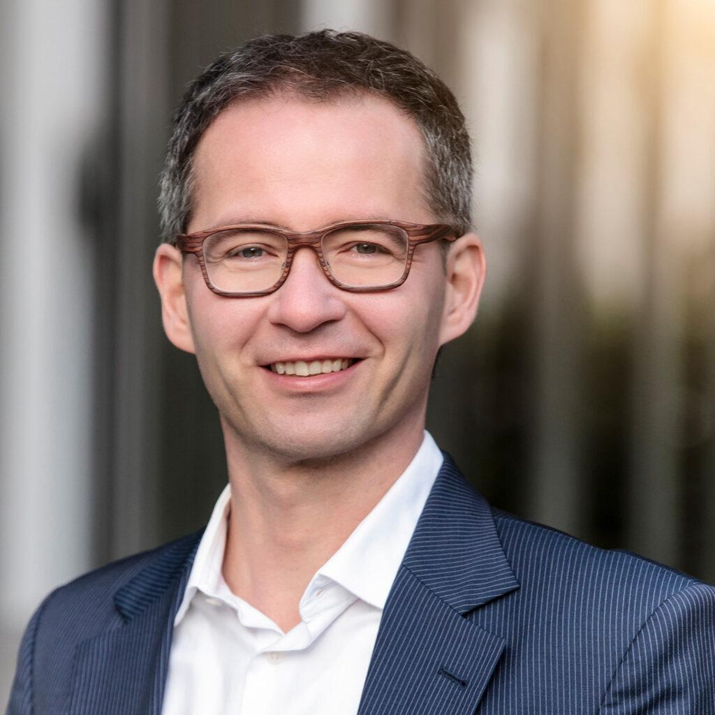Porträtfoto Matthias Kerner Geschäftsführer AutenSys