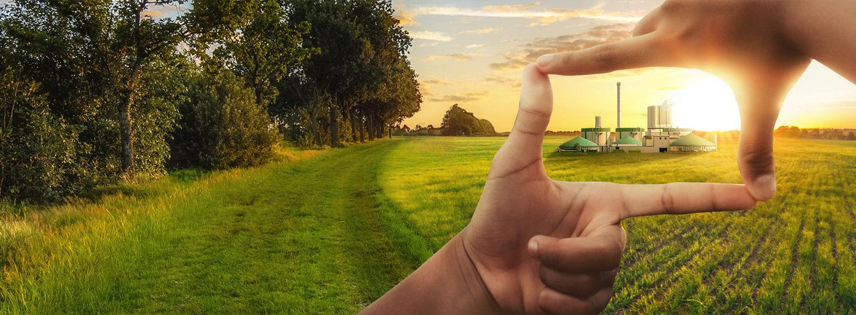 Biogas im Fokus bei bmp Energiekonzepte