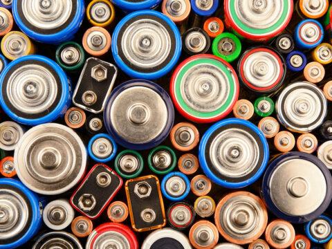 Recycling Stromspeicher Akkus
