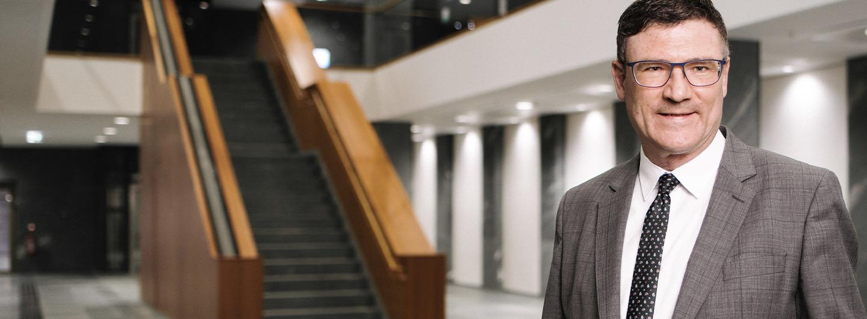 """Stefan Kaufmann ist Innovationsbeauftragter """"Grüner Wasserstoff"""""""